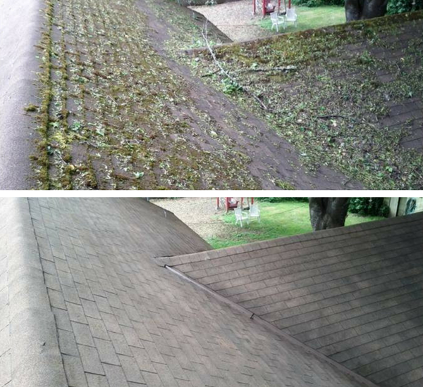 Referred Roof Cleaning Amp Exteriors Oregon S Best Roof